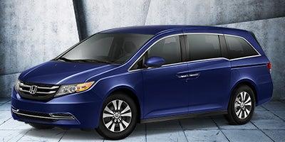2017 Honda Odyssey Se >> 2017 Honda Odyssey For Sale Asheboro Nc Greensboro High Point