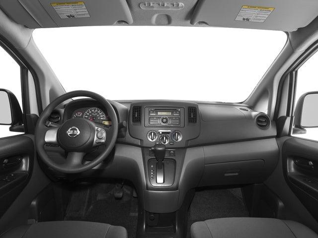 2016 Nissan Nv200 Sv In Asheboro Nc Honda