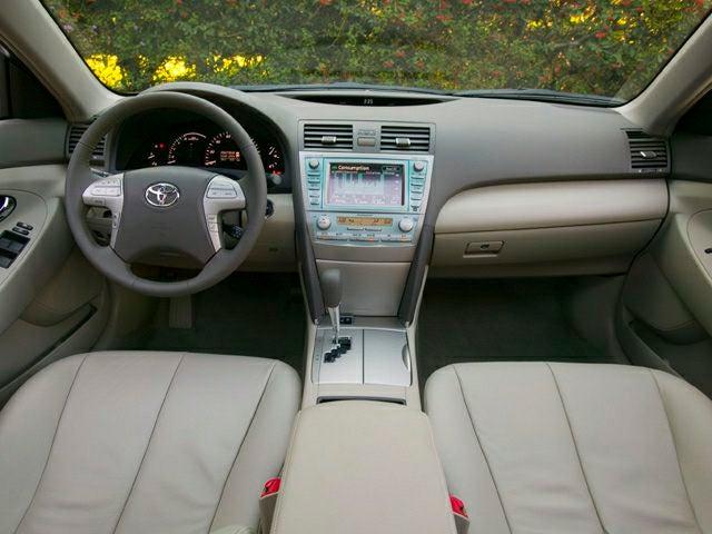 2007 Toyota Camry Hybrid In Asheboro Nc Honda